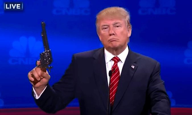 Trump-bron
