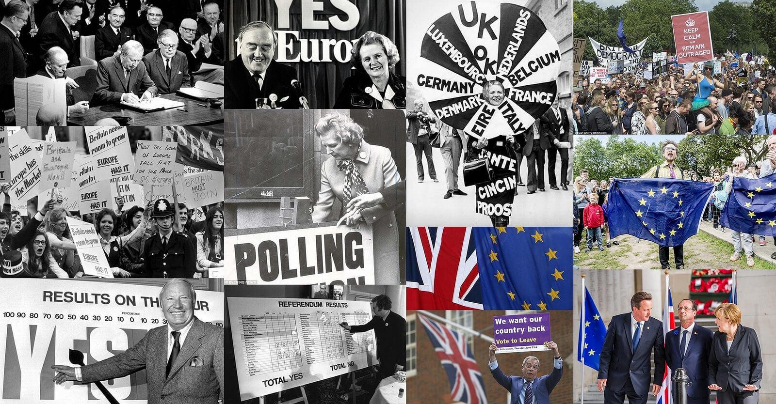 UK-EU-historia