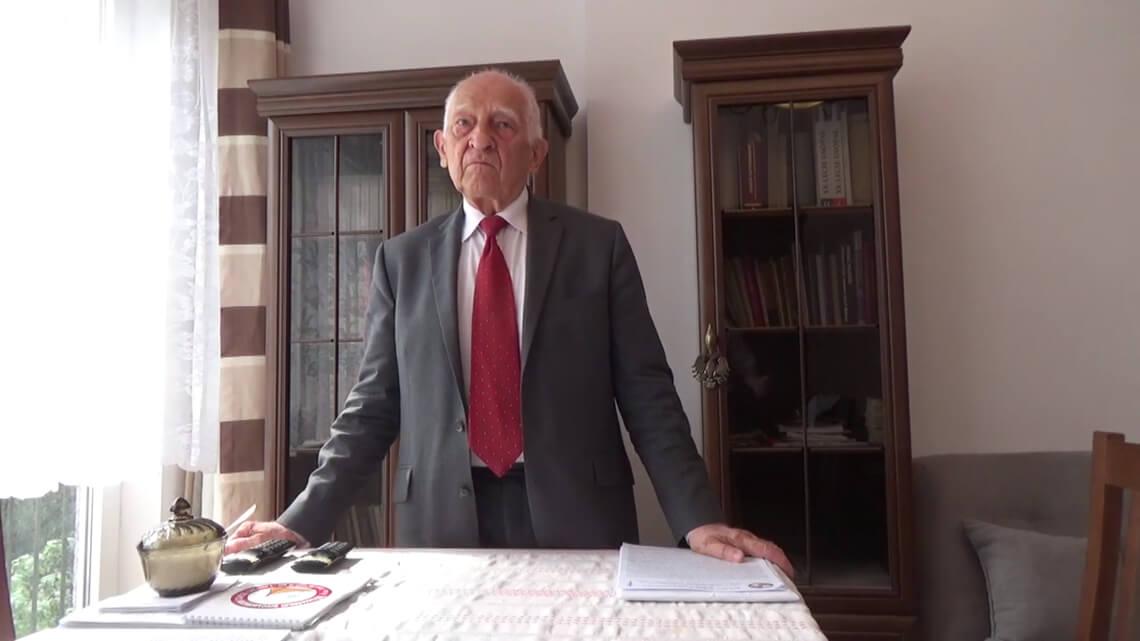 Bolesław TEJKOWSKI . Fot. kadr YouTube.com