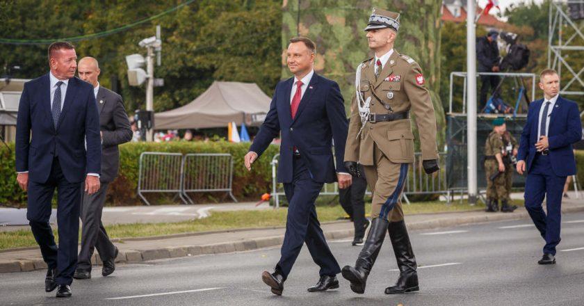 Andrzej Duda. Fot.: Sebastian Indra/MSZ