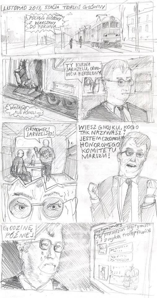 monarchisci-komiks