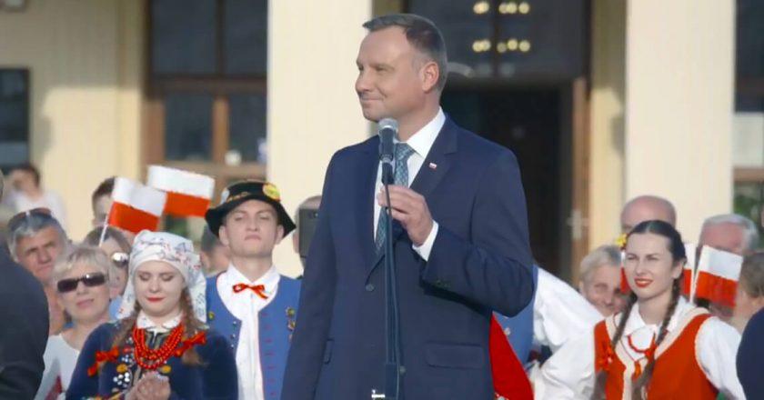Andrzej-Duda-Lezajsk