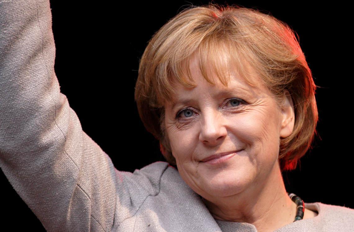 Angela Merkel. Fot. Wikimedia Commons