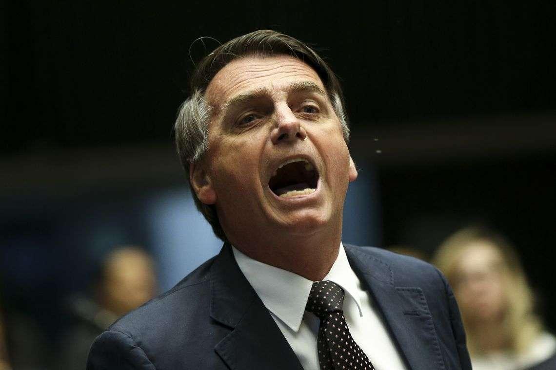 Jair Bolsonaro. Fot. Marcelo Camargo/Agência Brasil, wikipedia