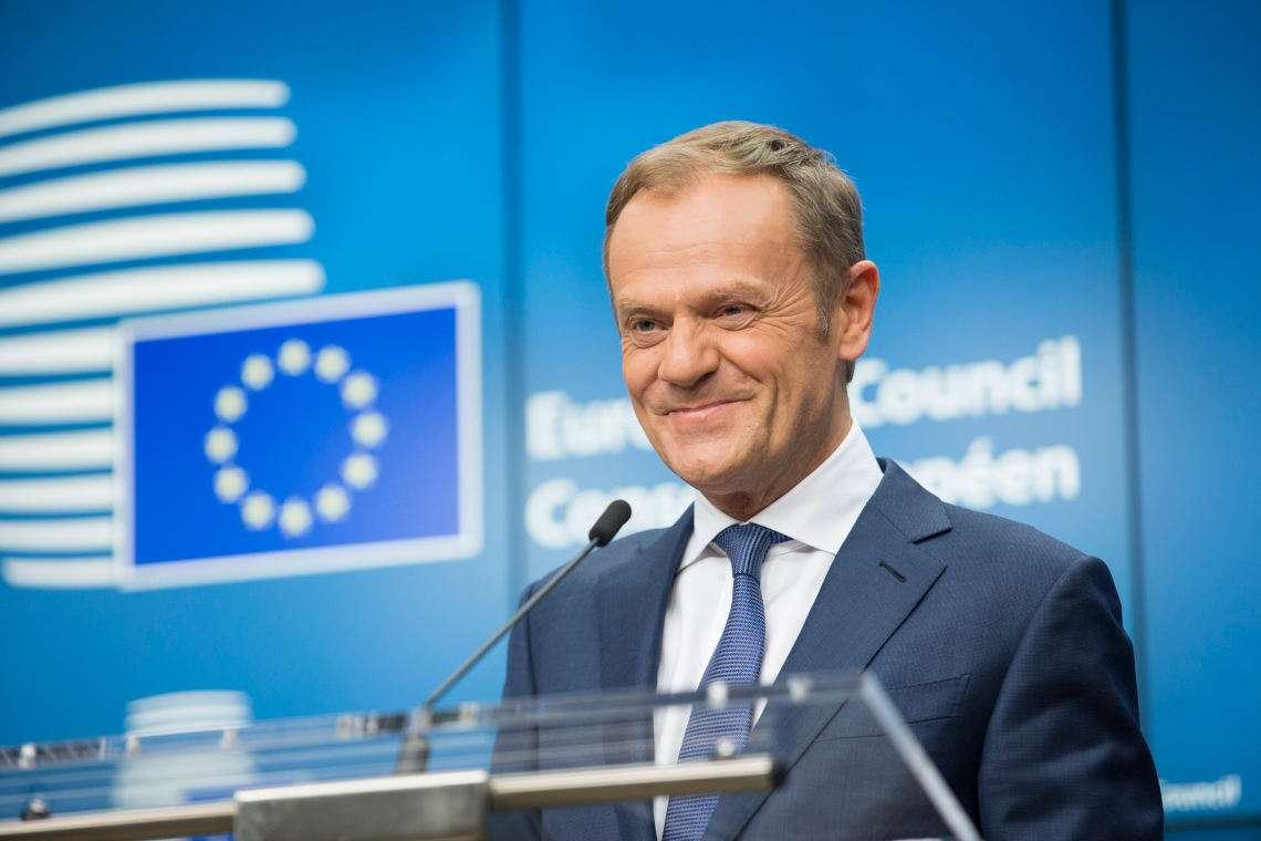 Fot. Biuro przewodniczącego Rady Europejskiej, flickr.com