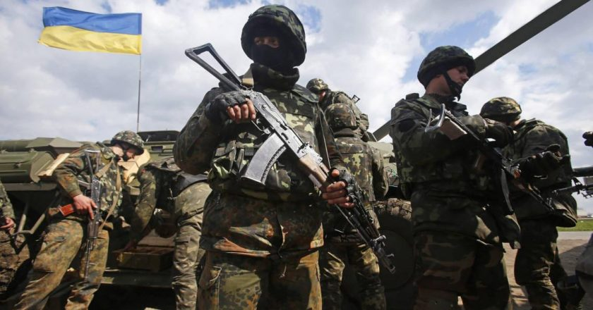 Fot. Ministerstwo Obrony Ukrainy, flickr.com