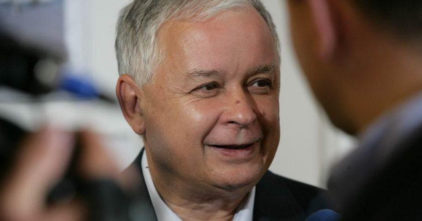 Lech Kaczyński. Fot. Kancelaria prezydenta, CC BY-SA 3.0, Wikimedia Commons