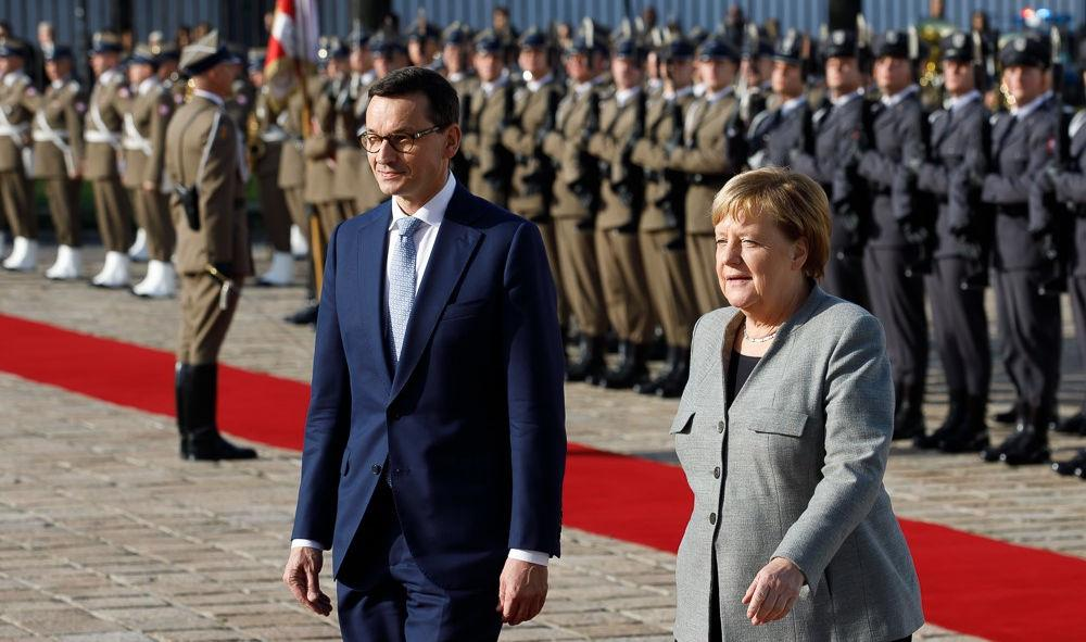 Polsko-niemieckie konsultacje międzyrządowe. Fot. Krystian Maj (KPRM)