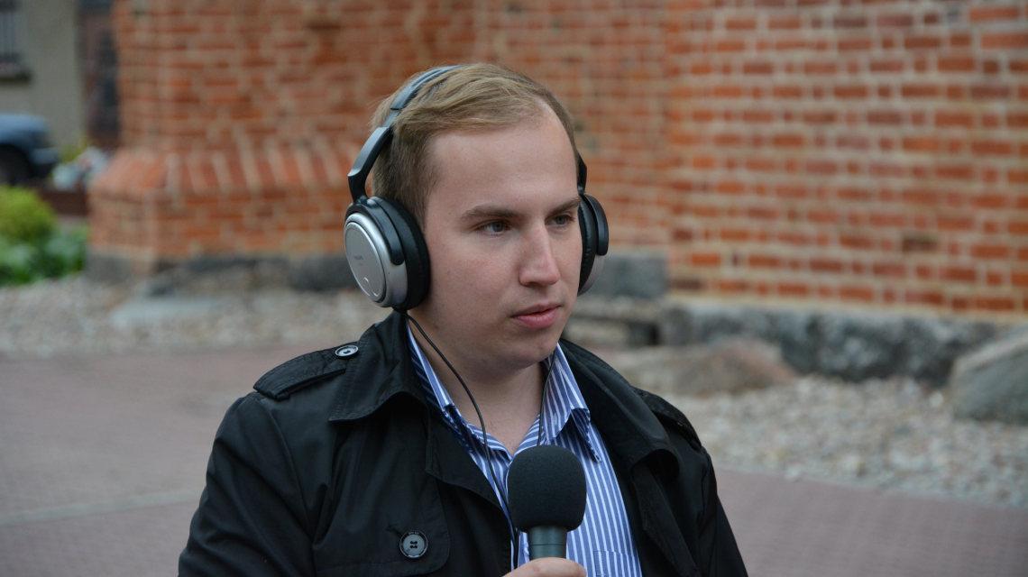 Adam Andruszkiewicz. Fot. MEDIA WNET