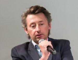 Maciej Gdula, fot. Jakub Szafrański