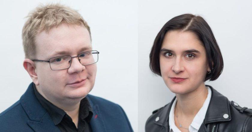Michał Sutowski, Agnieszka Wiśniewska