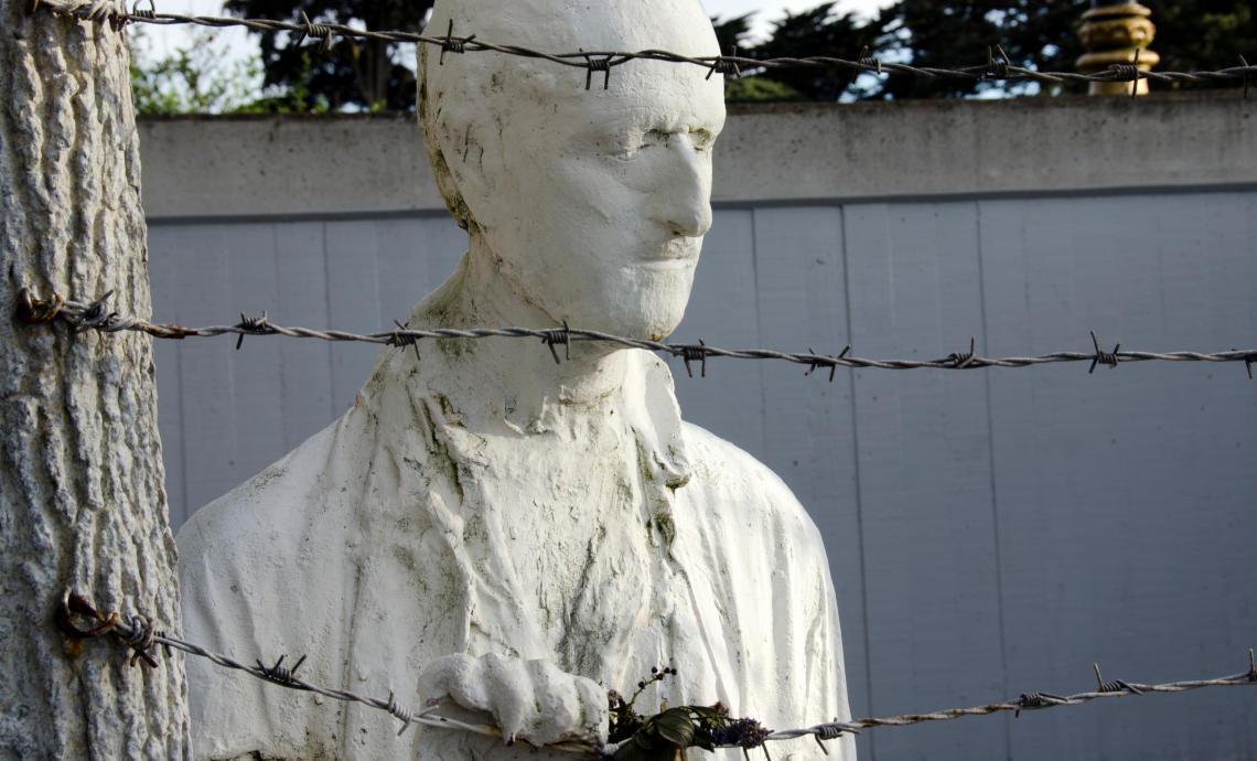 Pomnik Holocaustu w San Francisco. Fot. iwishmynamewasmarsha, flickr.com