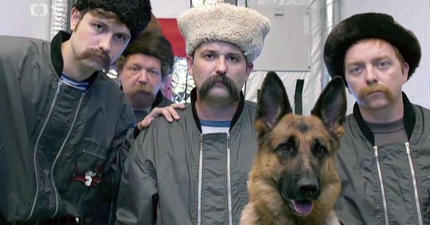 Kadr z serialu Kosmo, prod. Česká televize.