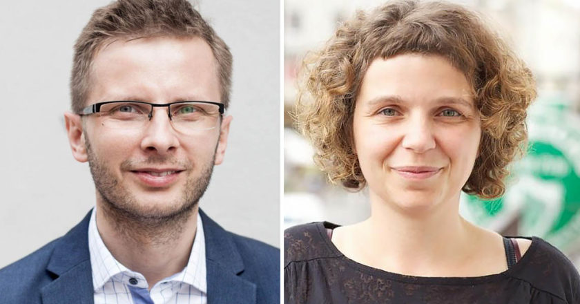 Adam Ostolski, Maria Świetlik