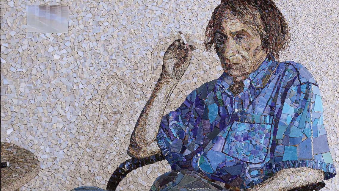 Houellebecq-mozaika