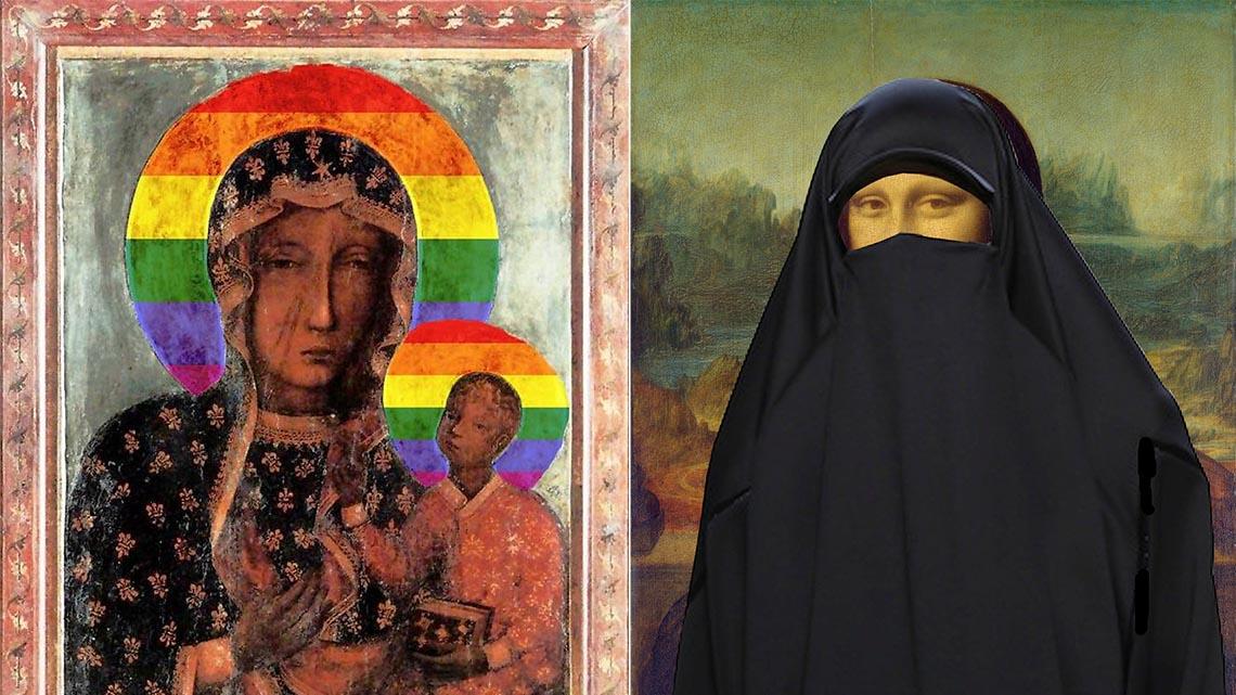 matka-boska-tecza-mona-lisa-burka