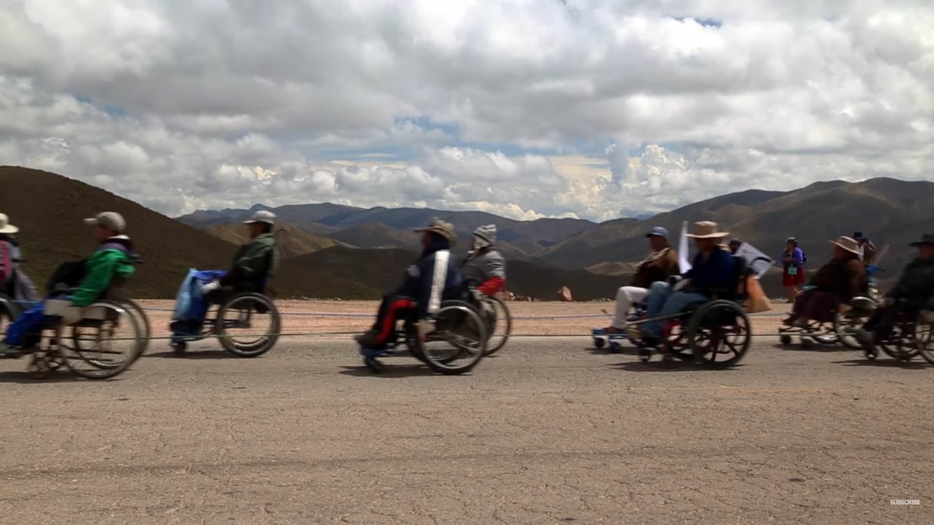 niepelnosprawni-boliwia-protest