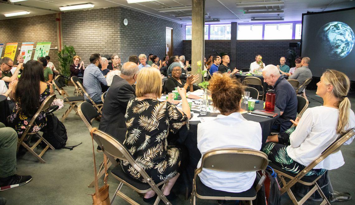 Panel obywatelski w Londynie