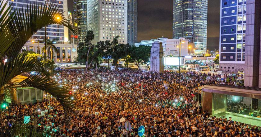 Hong-Kong-protesty