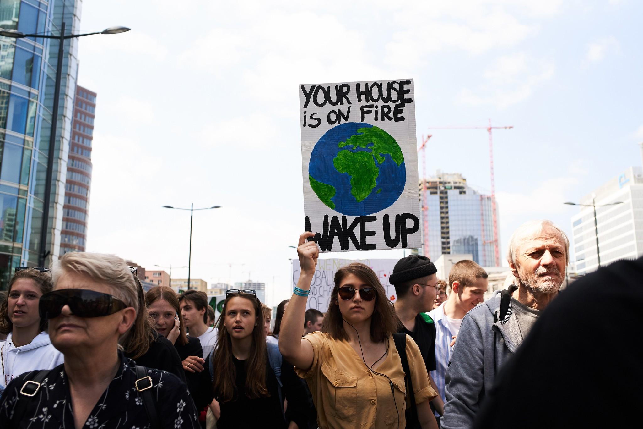 mlodziezowy strajk klimatyczny apel do mediów