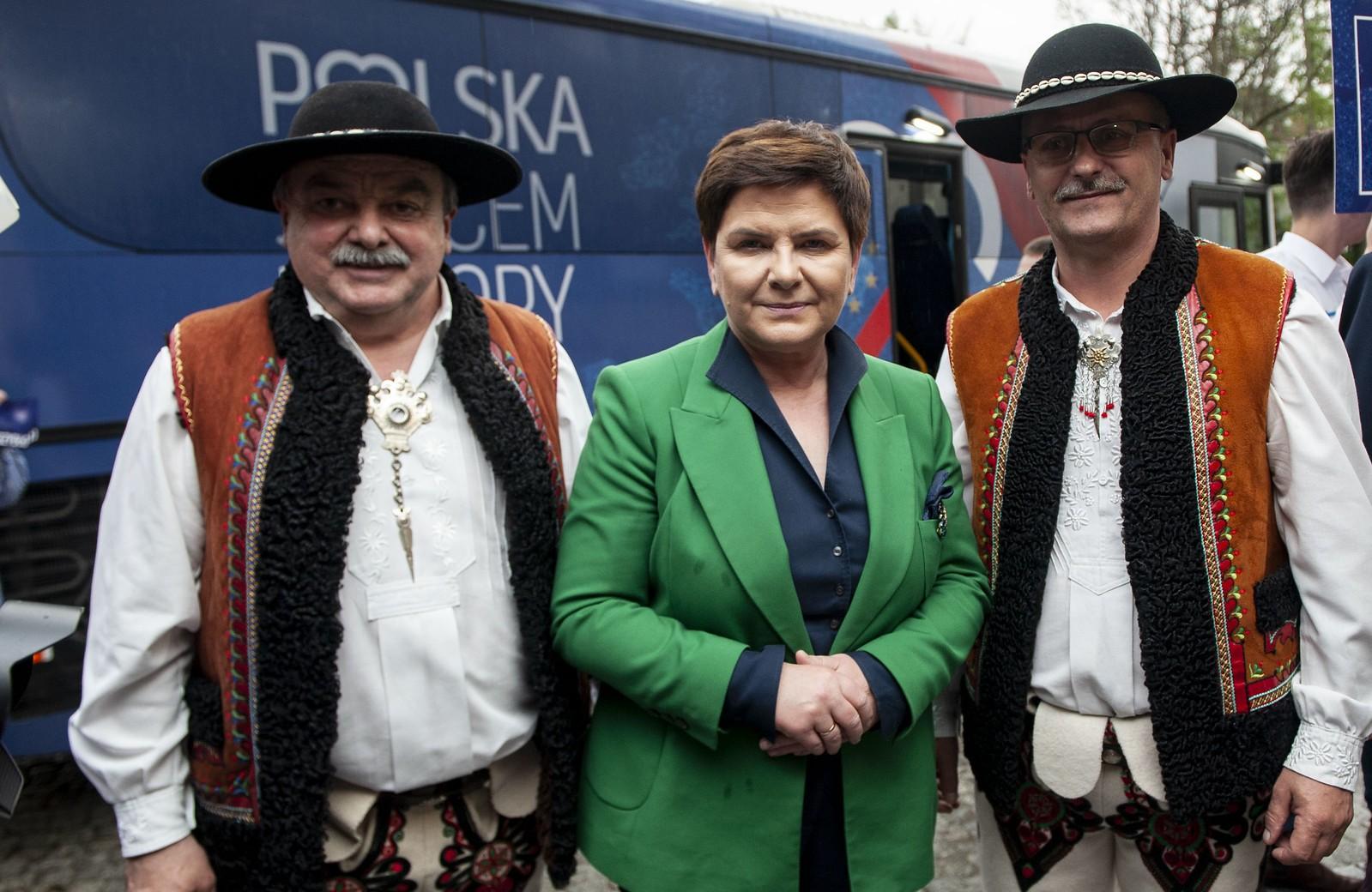 Beata-Szydlo-Zakopane