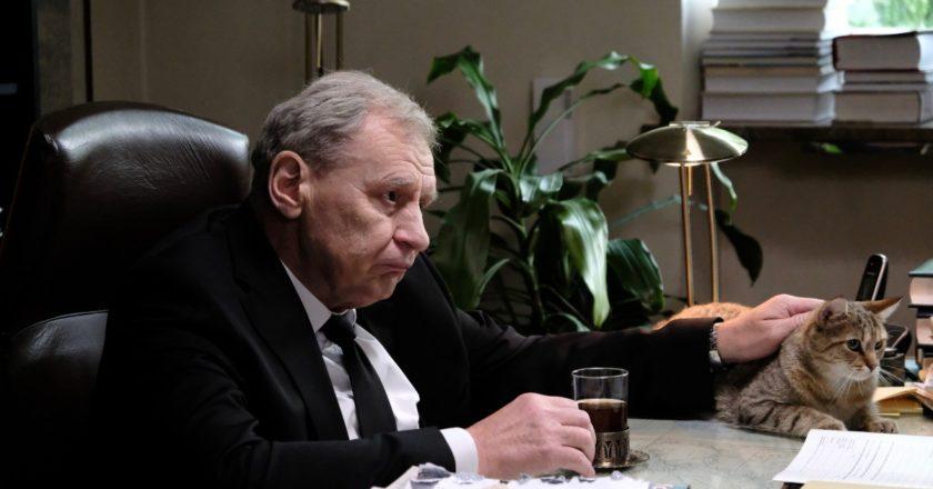 grabowski jako kaczynski w filmie vegi