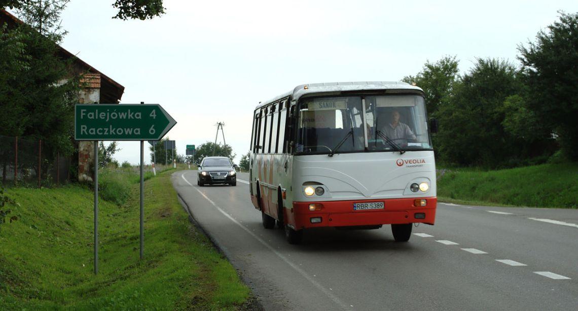 Autobus, transport