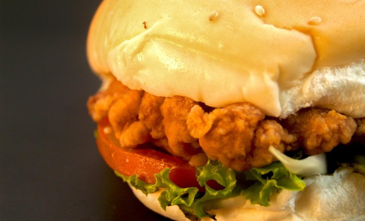 burger otyłość