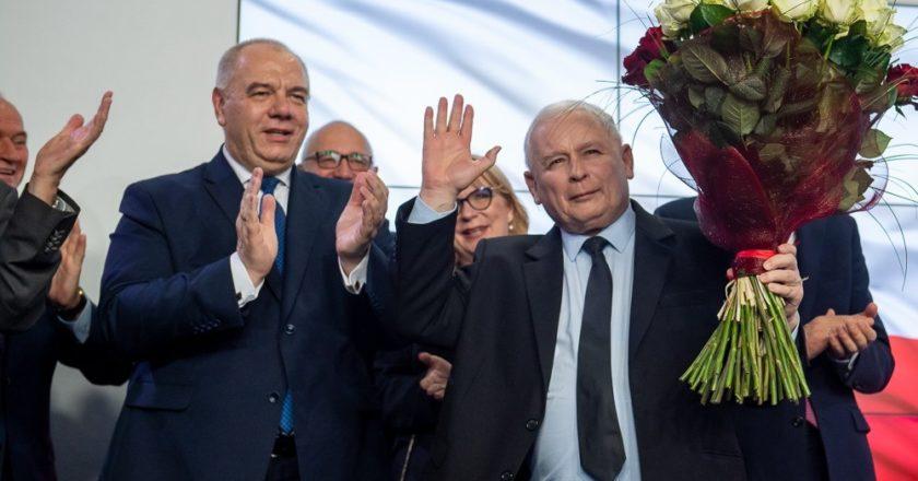 Jarosław kaczyński, Prawo i Sprawiedliwość
