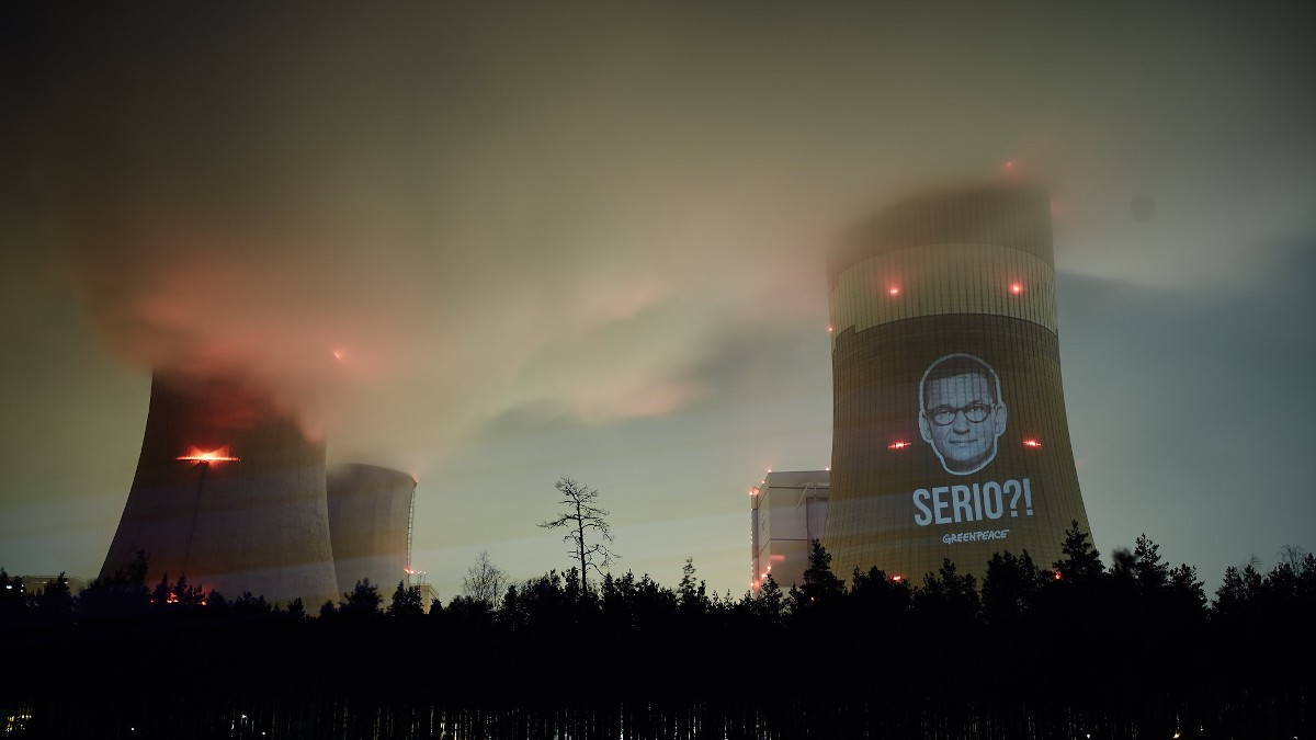Porozumienie klimatyczne UE - komentarz Greenpeace