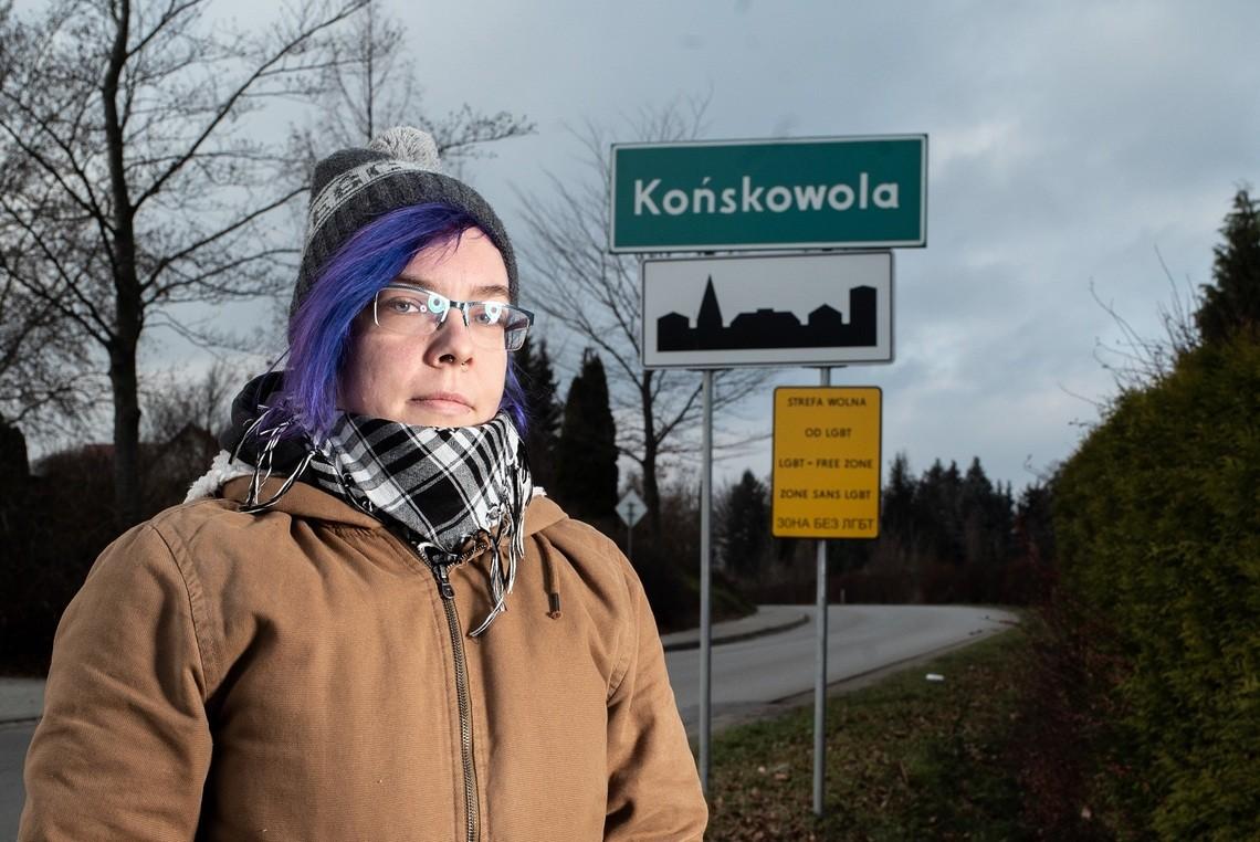 Strefy Wolne od LGBT. Fot. Bart Staszewski