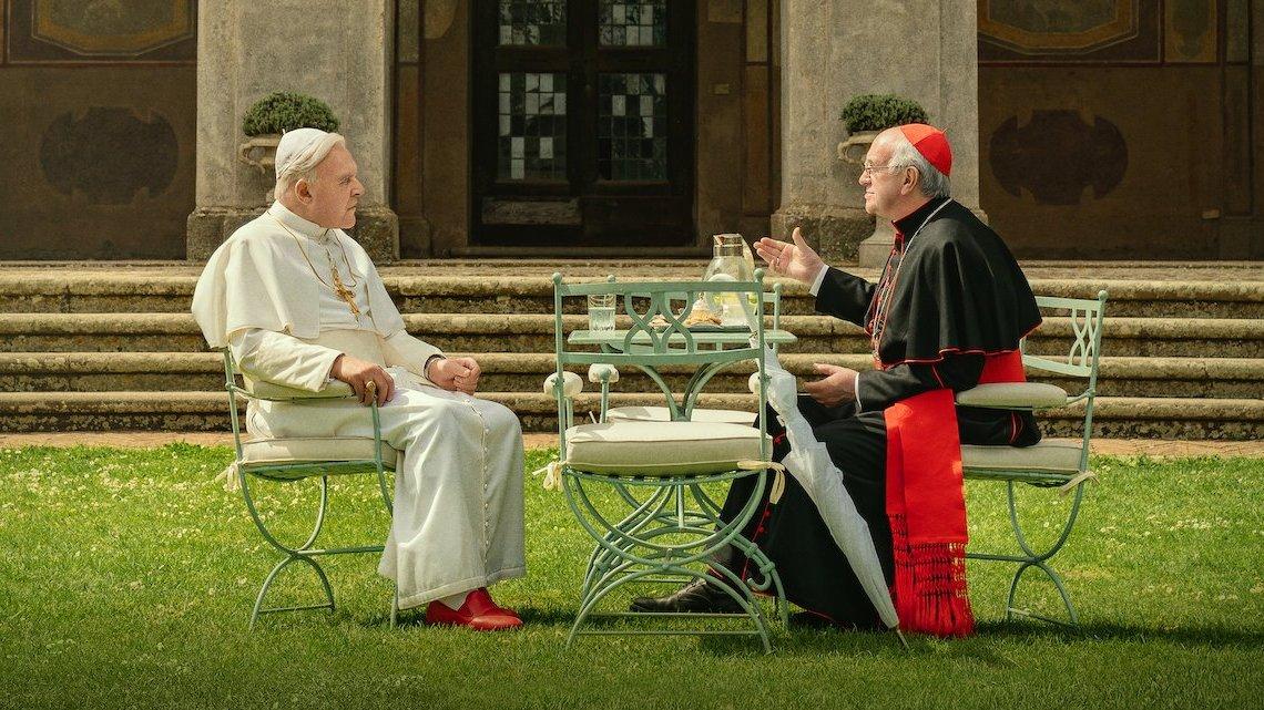 Dwóch papieży recenzja