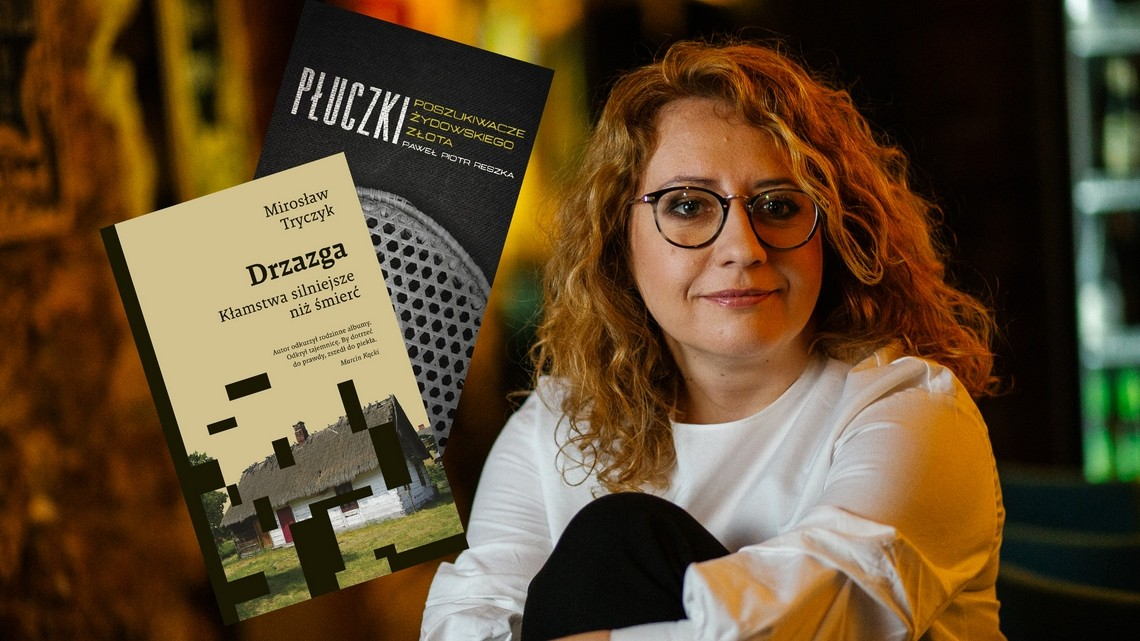 Paulina Małochleb. Fot. Kuba Ociepa, Fotoedycja KP