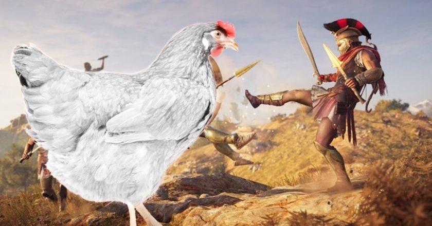 Fot. Assasin's Creed materiały prasowe/Fotoedycja KP