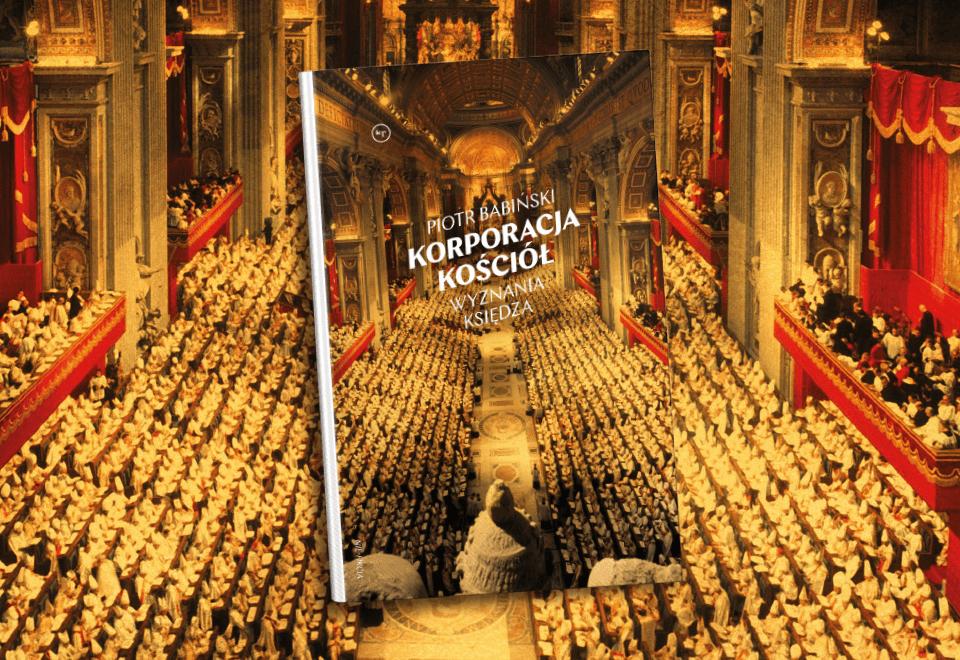 Korporacja Kościół fragment książki