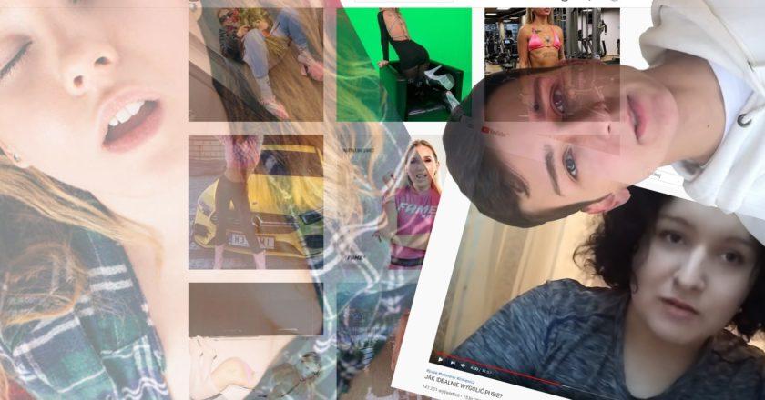 Fot. Kitty Tease, Totohoker, Maksym Wołczyk, Linkimaster/Instagram, Youtube. Fotoedycja KP.