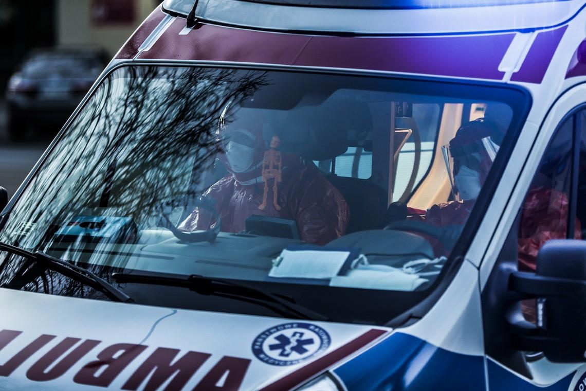 Wojewódzki Szpital Zakaźny. Fot. Monika Bryk