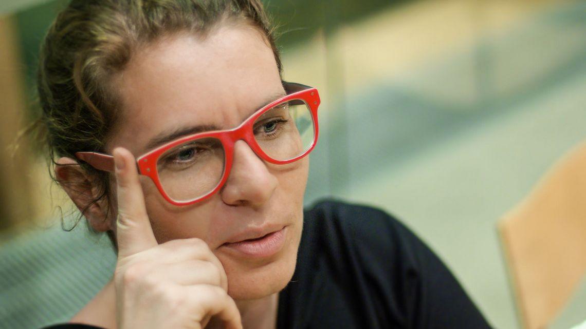 Agnieszka Lichnerowicz. Fot. Archiwum prywatne