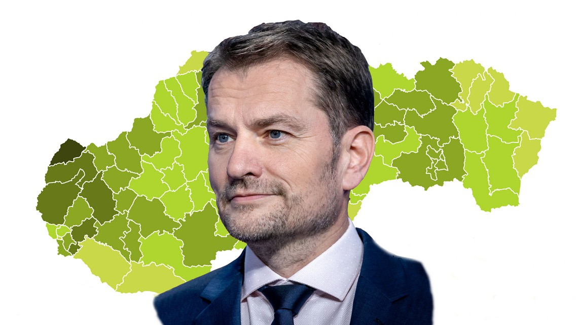 Lider partii OLANO Igor Matovič. Fot. Tomáš Benedikovič CC BY 4.0. Edycja KP.