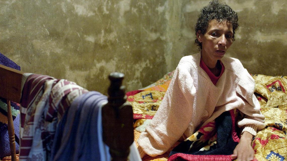Pacjentka HIV/AIDS z Mozambiku. Fot. Eskinder Debebe/UN Photo
