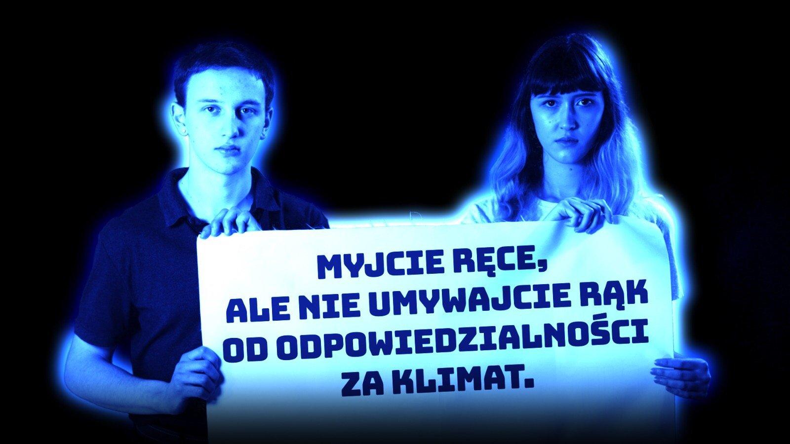 strajk klimatyczny online