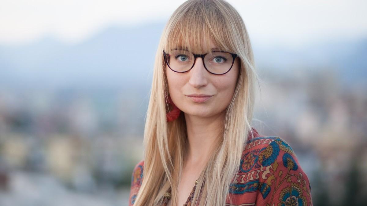 Małgorzata Rejmer koronawirus Albania rozmowa
