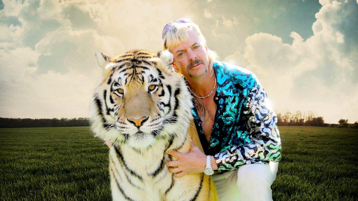 Materiały promocyjne serialu Król Tygrysów. Fot. Netflix