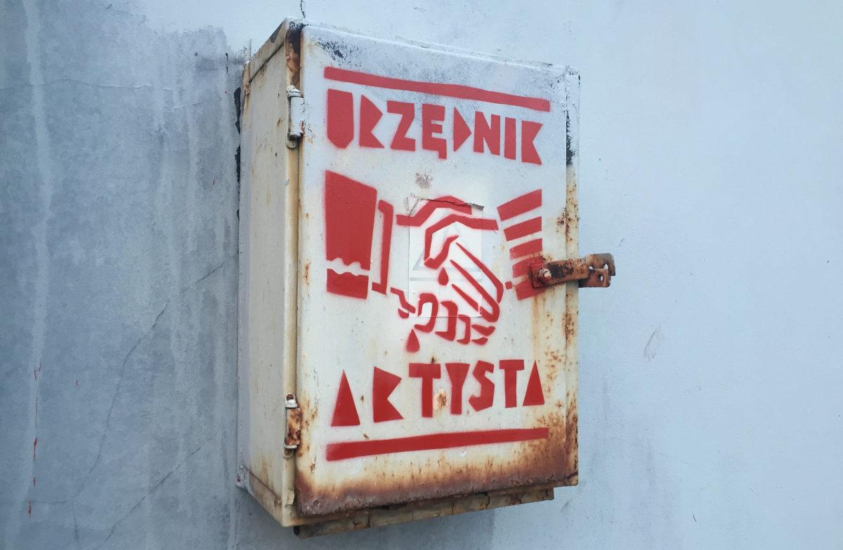 Artyści w czasch pandemii rozmowa