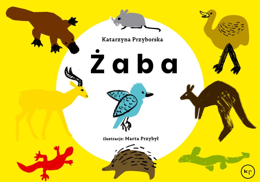 Katarzyna Przyborska: Żaba