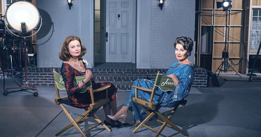 Konflikt: Bette i Joan recenzja