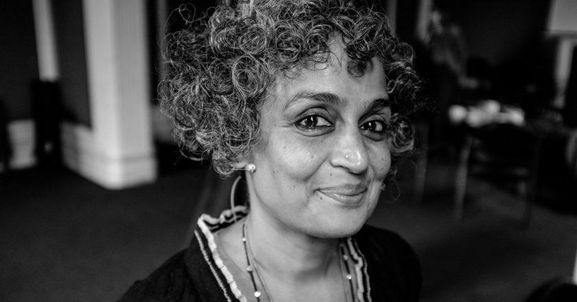 Arundhati Roy Fot. Chris Boland/www.chrisboland.com CC BY-NC-ND 2.0