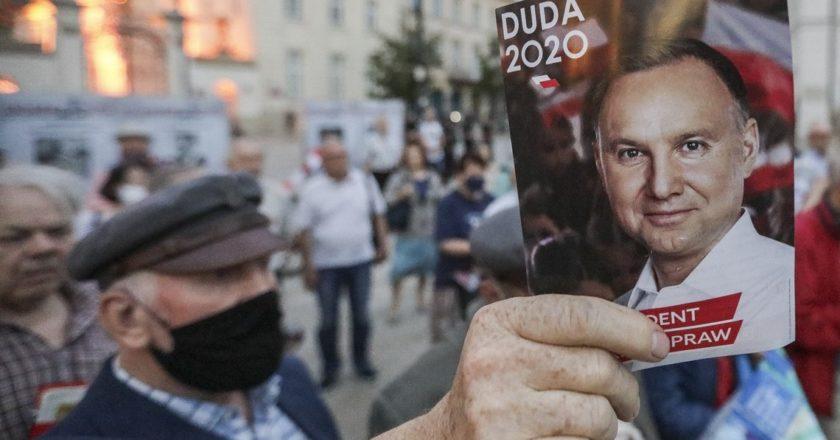 Andrzej Duda Fot. Monika Bryk