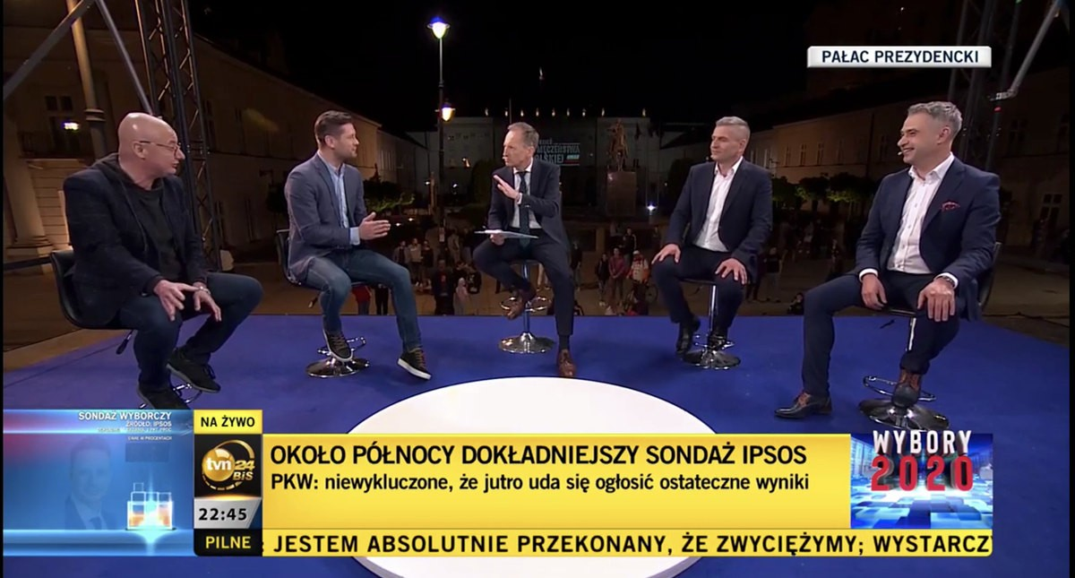 Fot. screen TVN24