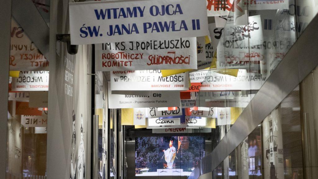 Muzeum Dom Rodzinny Ojca Świętego Jana Pawła II w Wadowicach. Fot. Jakub Szafrański